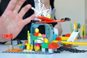 Storytelling mit LEGO® SERIOUS PLAY®