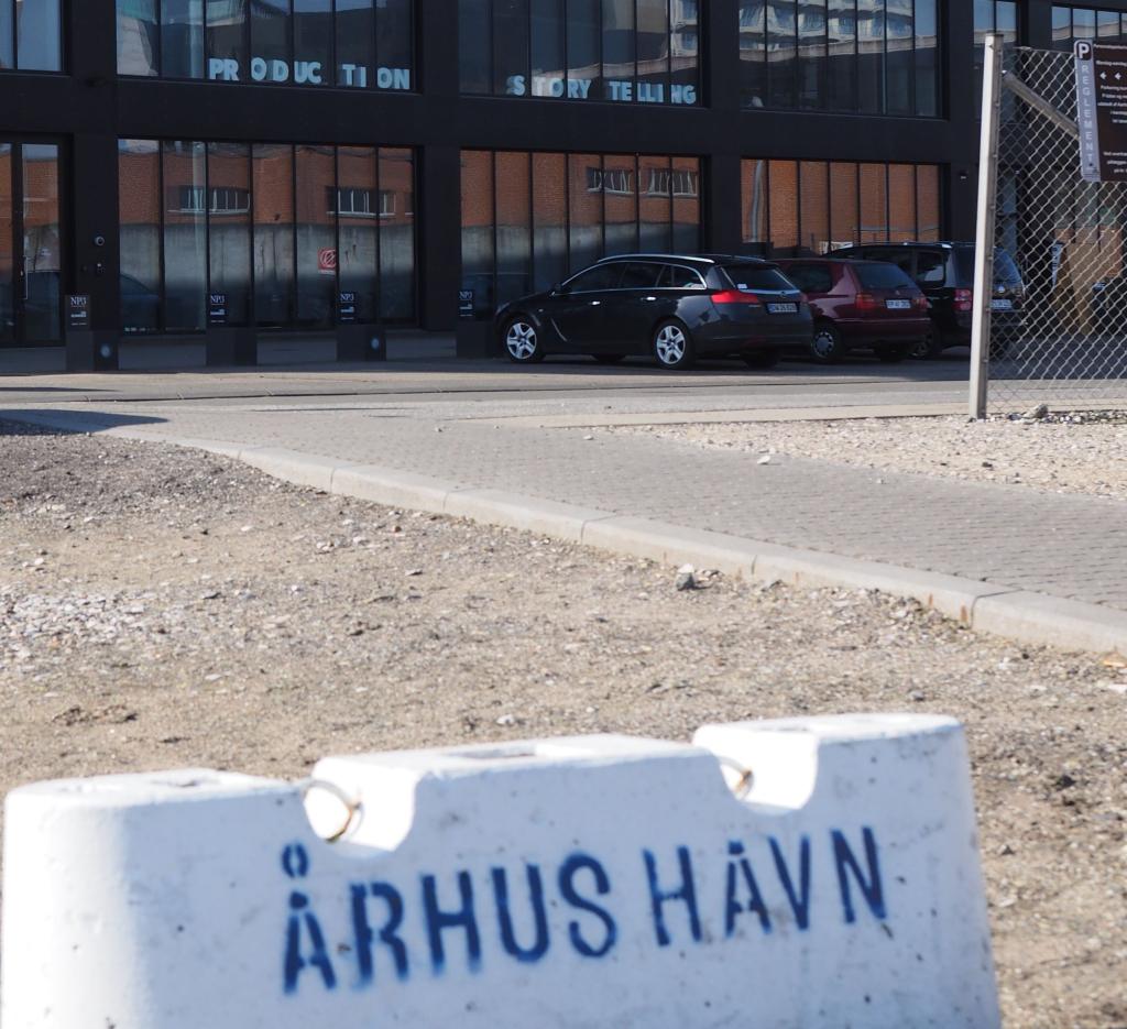 Aarhus Hafen